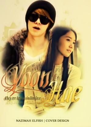 yoonhae YOONA SNSD DONGHAE SUJU GOOD BEST FF COVER VISUAL SEPHIA CLASSIC BY NAZIMAH ELFISH