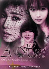 a hurt cover ff hurt friendship drama sad tiffany snsd sulli fx choi jinri and lee ji eun IU