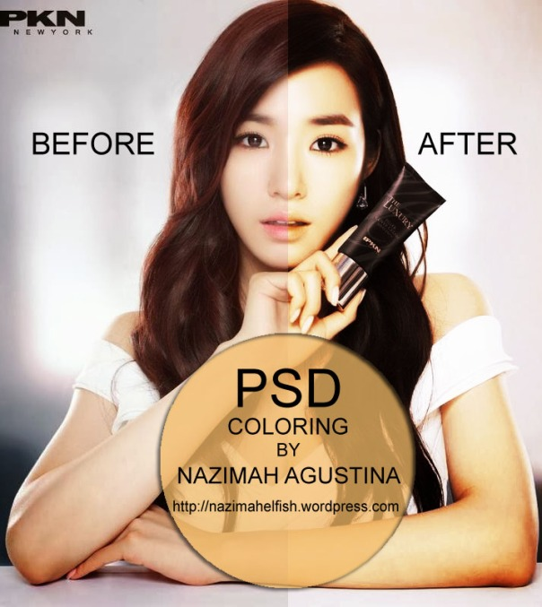 FREE DOWNLOAD PSD COLORING SEXY VOICE OF SNSD STEPHANIE HWANG HIGH YELLOW VINTAGE BY NAZIMAH AGUSTINA