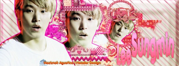 header facebook lee sungmin pinky boy of super junior for birthday 01 january by nazimah elfish