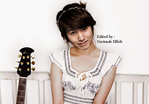 Iu sungmin young and innocent girl by nazimah elfish