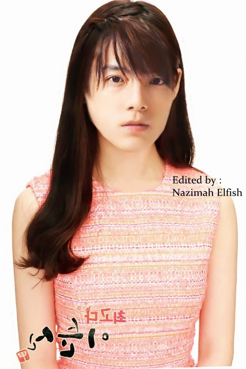 lee donghae as lee jie un genderswitch hae as girls dress very beauty