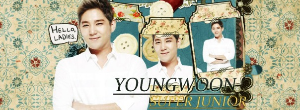 YOUNGWOON kim kangin super junior classic and simple mini wallpaper by nazimah agustina