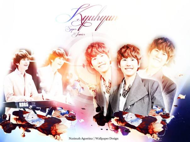 cho kyuhyun cute bhright lighting effect wallpaper