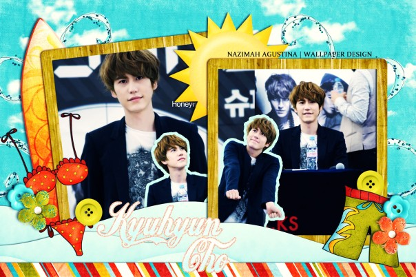 kyuhyun cho marcus suju sj member wallpaper happy brithday 11 februari 2014 28 th