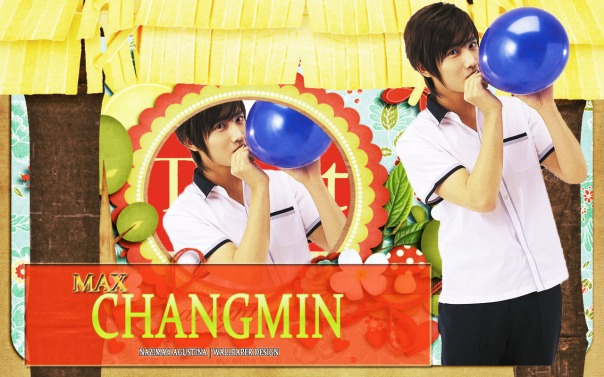 MAX CHANGMIN CUTE WALLPAPER FRAME VOLDEMIN MAKNAE BY NAZIMAH AGUSTINA