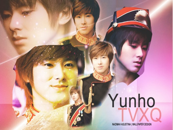 PRINCE JUNG YUNHO TVXQ DBSK LEADER WALLPAPER BY NAZIMAH AGUSTINA