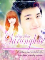 saranghae Kaulah yang dapat membuatku terpikat, karena kaulah yang paling sempurna - Park Hyojin & Choi Siwon cover fanfic by nazimah elfish