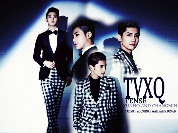 TVXQ HOMIN TENSE NEW ALBUM SOMETHING SINGLE TEASER PHOTOS JANUARY 2014 BY NAZIMAH AGUSTINA