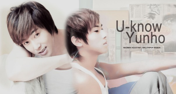 U-KNOW YUNHO SOFT VINTAGE WALLPAPER BY NAZIMAH AGUSTINA