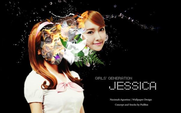jessica girls' generation scary manipulation wallpaper