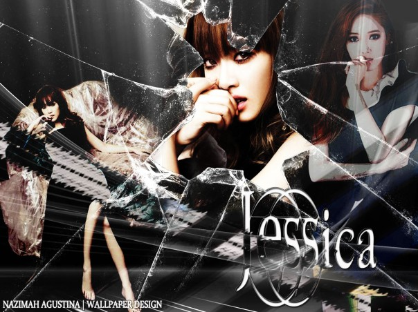 jessica jung soshi crying dark sad hurt angst wallpaper