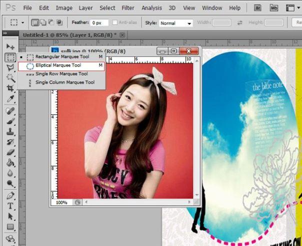 3 [Tutorial and Stock] Membuat Cover Fanfic Dengan Banyak Cast Menggunakan Photoshop sunny suho taemin krystal minho sulli lovely