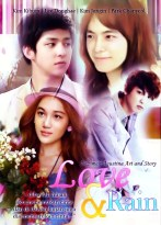 love and rain Kihae and ChanKai Fanfic