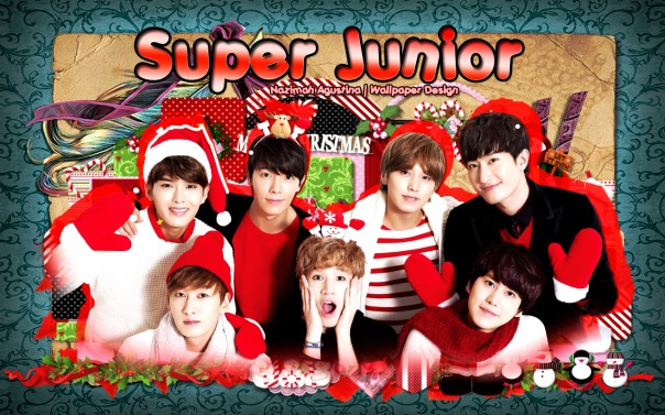 Super Junior Cute Wallpaper by Nazimah Agustina