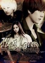 that love is dream eunhyuk kyuhyun sad romance dark cover fanfic_