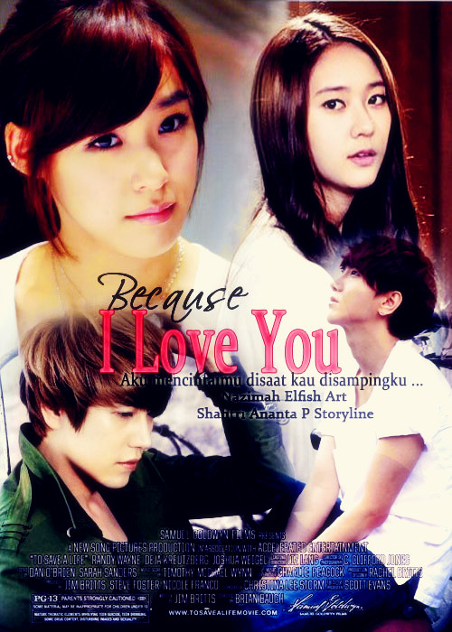 because i love you aku mencintaimu disaat kau disampingku super junior kyuhyun yesung snsd tiffany krystal f(x) romance