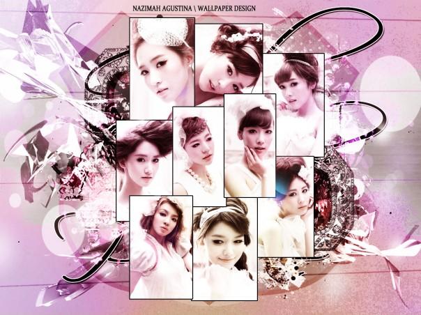 GIRL AND PEACE snsd japan first album princess beauty