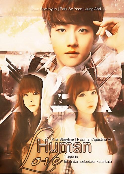 human love Byun Baekhyun, Park Hyo Jin (Park Se Yeon), Kim Shin Yeong (Jung Ah Ri) cinta lebih dari sekedar kata-kata romance triangle