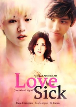 love sick tutorial membuat poster sad romance menggunakan tekstur dengan photoshop changseo seohan