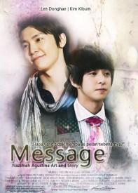 message cover fanfic kihae jadi siapa yan tidak membalas pesan super junior