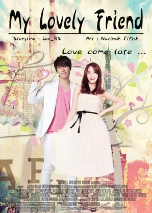my lovely friend yoona donghae lee_hslove come late friendship romance yoonhae sugen berawal dari persahabatan yang berubah cinta cover_