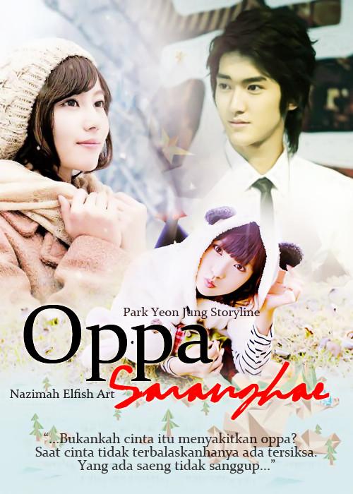 oppa saranghae bukankah cinta itu menyakitkan oppa Saat cinta tdak terbalaskan hanya ada tersiksa saeng tidak sanggup choi siwon sad drama