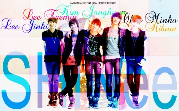 shinee new wallpaper 2014 by nazimah agustina