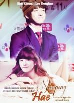 sleeping hae poster fanfic kihae tentang kibum dengan seorang putri tidur