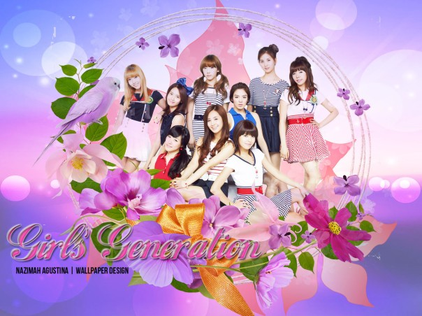 SNSD WALLpaper old so nyeo shi dae south korea the best girl group