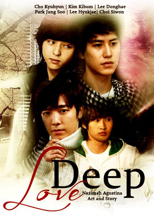 deep love cover fanfic kihae kyuhae kihyuk kyuhyuk