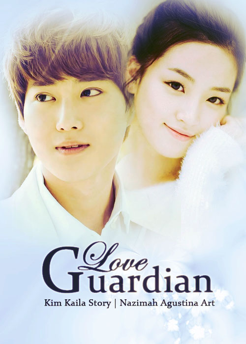 guardian angle kim joonmyeon suho exo soft calm poster fanfic korean by nazimah agustina song jihye