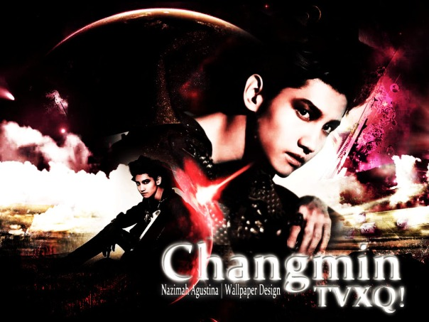 max changmin lighting fantasy tense by nazimah agustina wallpaper design