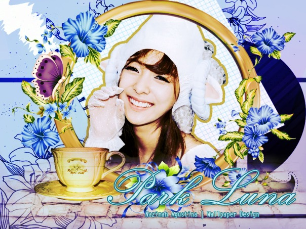 park luna f(x) wallpaper cute by nazimah agustina