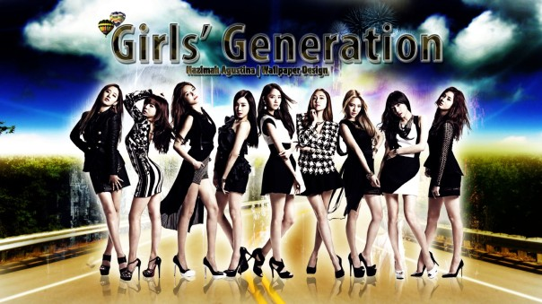 snsd the best girls' generation cover album japan 2014 new wallpaper elegant graphic art