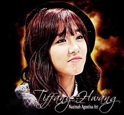 tiffany hwang fan art by nazimah agustina vexel photoshoot