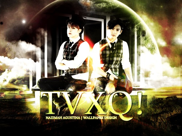 tvxq homin yunho changmin for spellbound wallpaper lighting by nazimah agustina