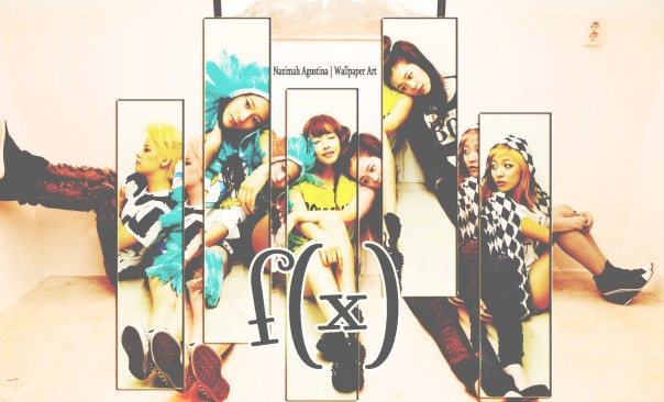 f(x) rum pum pum comeback photos teaser wallpaper by nazimah agustina