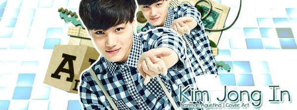 kim jong in kai exo cover zing timeline facebook new by nazimah agustina