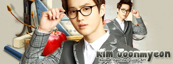 kim joonmyeon suhol exo cover zing timeline facebook new by nazimah agustina