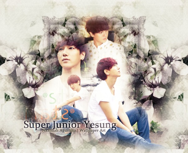 kim yesung star1 wallpaper by nazimah agustina super junior