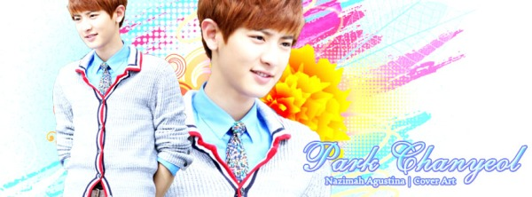 park chanyeol exo cover zing timeline facebook by nazimah agustina