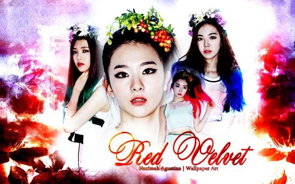 red velvet images teaser happiness music video wallpaper by nazimah agustina