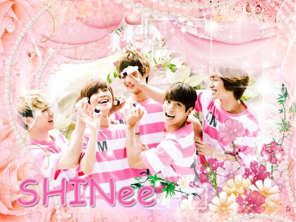 shinee members key taemin minho jonghyun onew