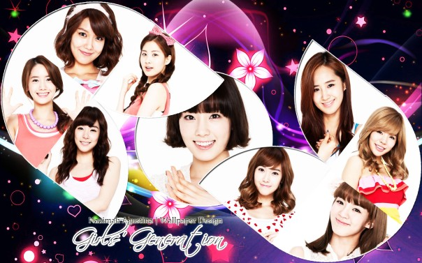 SNSD DISC wallpaper vita400 new graphic