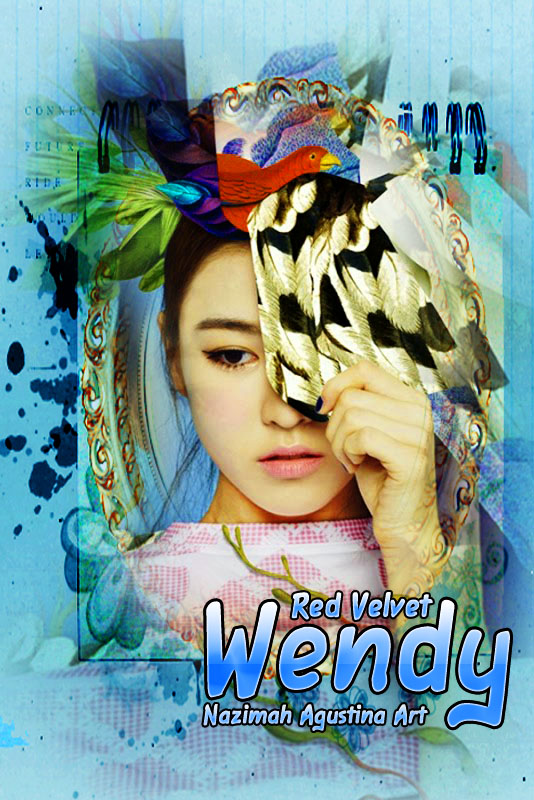 wendy wallpaper Happy Debut Red Velvet 2014 smrookies member profil