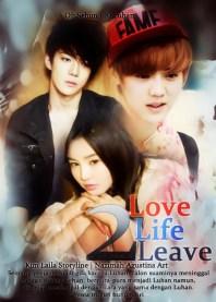 2 love life leave cover fanfic oh sehun xi luhan exo hurt sad romance kim laila yeoja gila karena ditinggal calon suami dan bunuh diri
