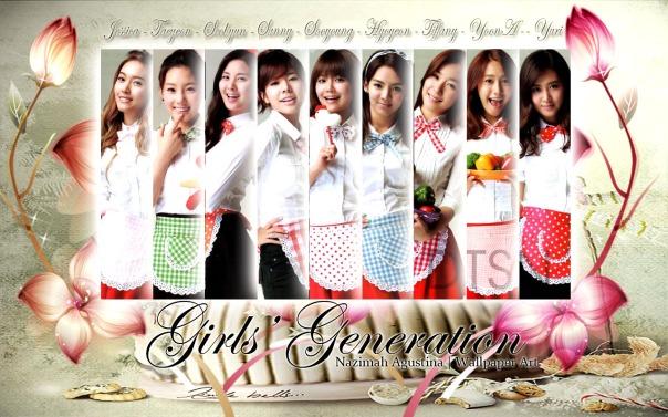 snsd cook girls' generation cute wallpaper ot9
