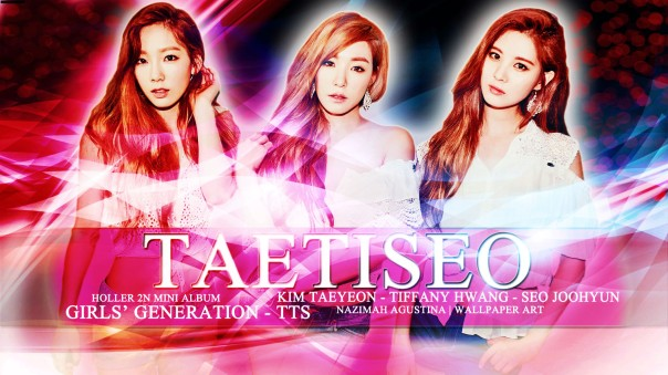 taetiseo holler snsd gg taeyeon tiffany seohyun 2014 teaser by nazimah wallpaper