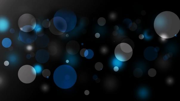 blue lighting effect